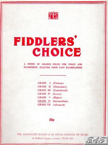 Fiddlers Choice Grade 6