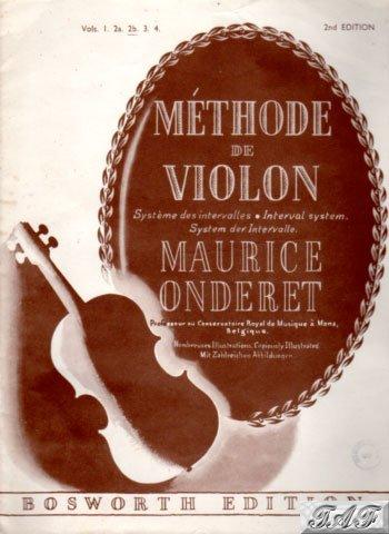 Methode de Violon Vol 2b