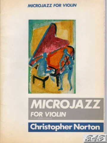 Norton Microjazz for violin