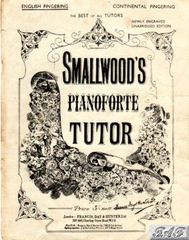 Smallwoods Pianoforte Tutor