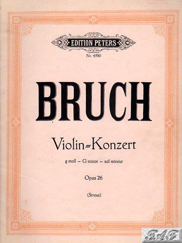 Violin Concerto in G minor