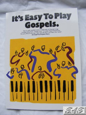 It's Easy To Play Gospels arr. Stephen Duro Wise Pub.