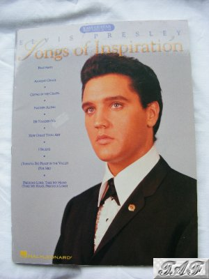 Elvis Presley Songs of Inspiration Leonard