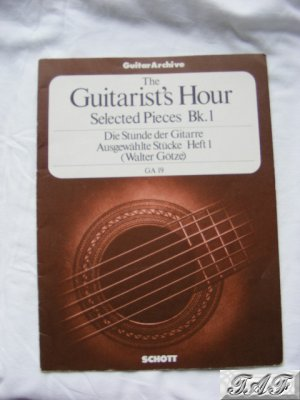 The Guitarists Hour