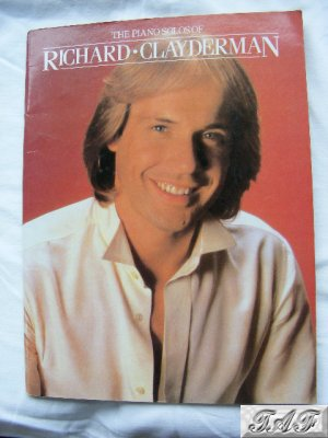 Piano Solos of Richard Clayderman Wise Publications