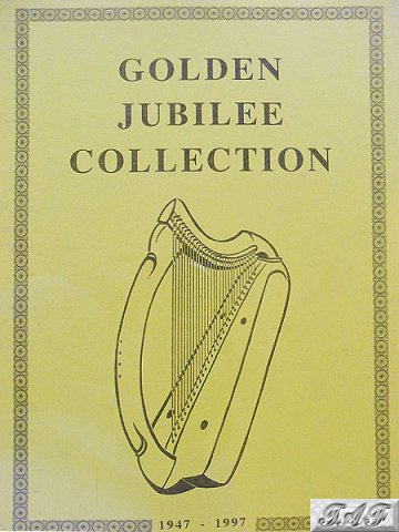 Golden Jubilee Collection 1947 to 1997 harp music