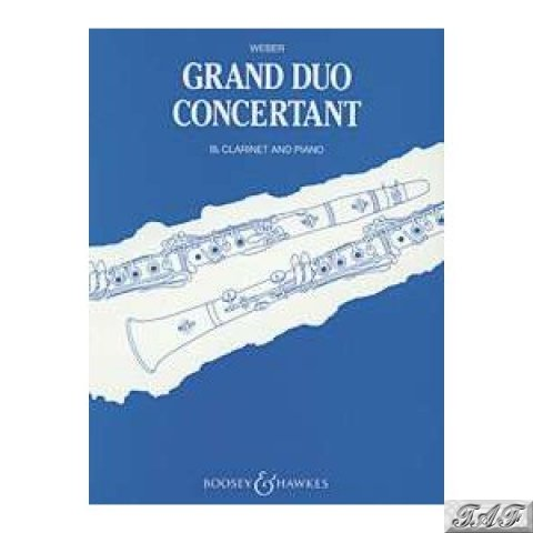 Grand  Duo Concertant