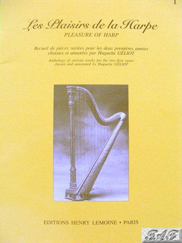 Les Plaisirs de la Harpe harp music