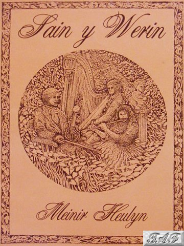 Sain y Werin harp and flute or violin