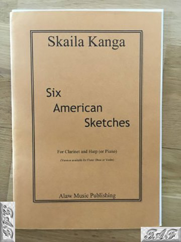 Six American Sketches