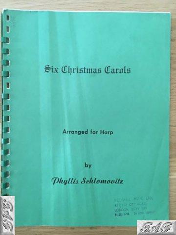Six Christmas Carols