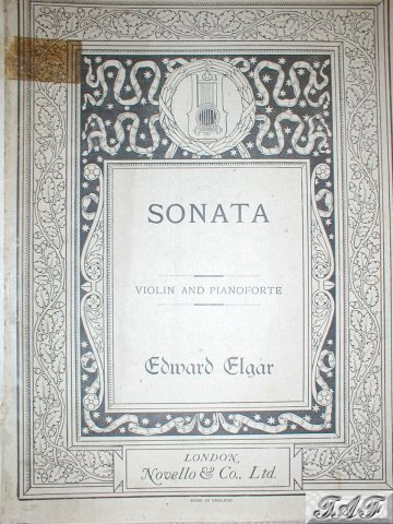 Violin Sonata in E minor