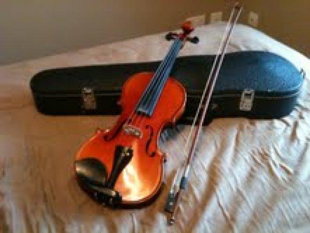 3 4 size maurice debourde violin item mi 100100 for sale on sellmyviolin. Black Bedroom Furniture Sets. Home Design Ideas