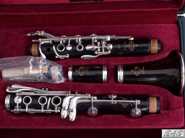 Yamaha 26ii clarinet very good condition item mi 100234 for Yamaha beginner clarinet