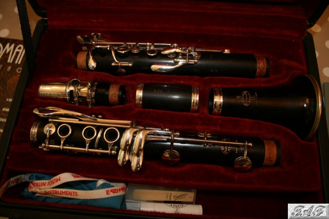 Buffet Clarinets and Oboes - Welcome to the Clarinet Pages