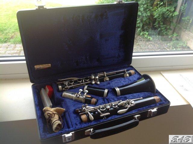 buffet crampon clarinet price guide