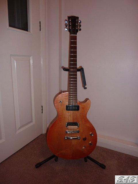 Gibson les paul gary moore signature bfg model item mi - Gibson gary moore ...