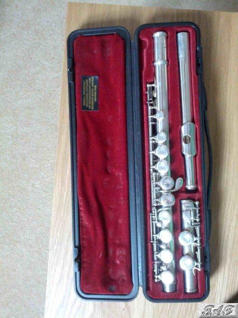 Yamaha  Ii Solid Silver Flute