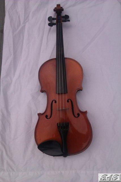 french three quarter size violin louis hecquin item mi 100392 for sale on sellmyviolin. Black Bedroom Furniture Sets. Home Design Ideas