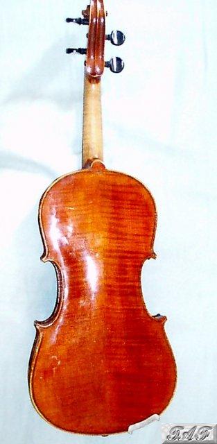 maidstone three quarter size violin item mi 100410 for sale on sellmyviolin. Black Bedroom Furniture Sets. Home Design Ideas