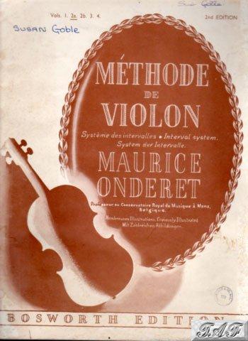 Methode de Violon Vol 2a