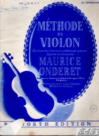 Methode de Violon Vol 1