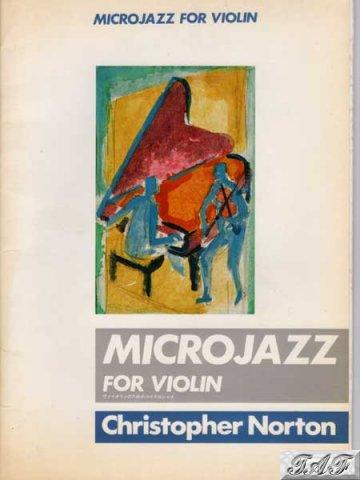 Microjazz for violin