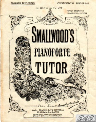 Smallwoods Pianoforte Tutor