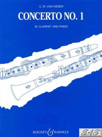 Clarinet Concerto No1