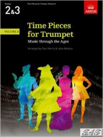Time pieces for trumpet